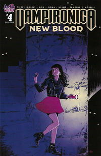 Cover Thumbnail for Vampironica: New Blood (Archie, 2020 series) #4 [Cover A Audrey Mok]