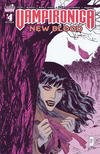 Cover Thumbnail for Vampironica: New Blood (2020 series) #4 [Cover B Vic Malhotra]