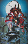 Cover Thumbnail for Amazing Spider-Man (2015 series) #800 [Variant Edition - ComicXposure Exclusive - Clayton Crain Virgin Cover]