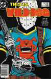 Cover for Wild Dog (DC, 1987 series) #1 [Newsstand]