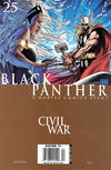Cover for Black Panther (Marvel, 2005 series) #25 [Newsstand]
