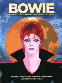 Cover Thumbnail for Bowie - Sternenstaub, Strahlenkanonen und Tagträume (Cross Cult, 2020 series)