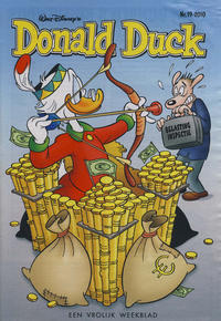 Cover Thumbnail for Donald Duck (Sanoma Uitgevers, 2002 series) #19/2010