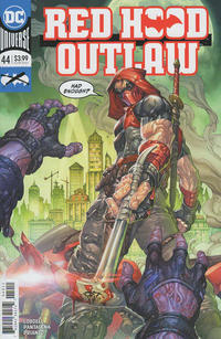 Cover Thumbnail for Red Hood: Outlaw (DC, 2018 series) #44