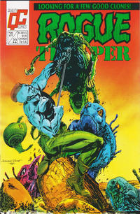 Cover Thumbnail for Rogue Trooper (Fleetway/Quality, 1987 series) #21/22 [US]