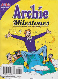 Cover Thumbnail for Archie Milestones Jumbo Comics Digest (Archie, 2019 series) #9
