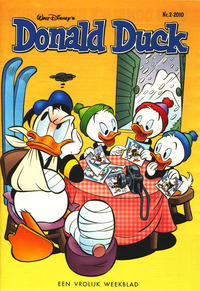 Cover Thumbnail for Donald Duck (Sanoma Uitgevers, 2002 series) #2/2010