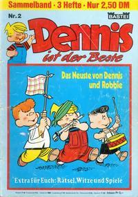 Cover Thumbnail for Dennis ist der Beste (Bastei Verlag, 1978 ? series) #2