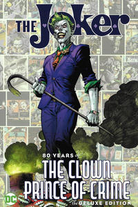 Cover Thumbnail for The Joker: 80 Years of the Clown Prince of Crime: The Deluxe Edition (DC, 2020 series)