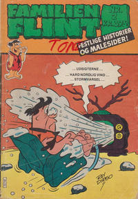 Cover Thumbnail for Familien Flint (Interpresse, 1975 series) #2