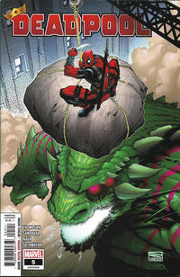 Cover Thumbnail for Deadpool (Marvel, 2020 series) #5 (320)