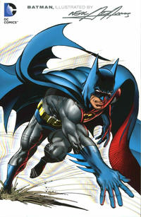 Cover Thumbnail for Batman Illustrated by Neal Adams (DC, 2012 series) #1