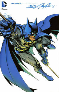 Cover for Batman Illustrated by Neal Adams (DC, 2012 series) #2
