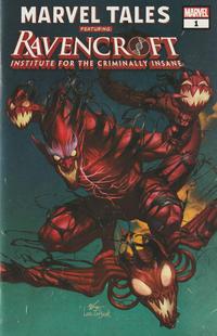 Cover Thumbnail for Marvel Tales: Ravencroft (Marvel, 2020 series) #1