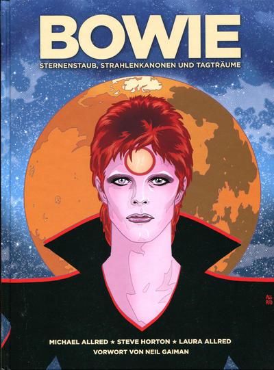 Cover for Bowie - Sternenstaub, Strahlenkanonen und Tagträume (Cross Cult, 2020 series)