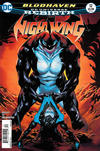 Cover for Nightwing (DC, 2016 series) #12 [Newsstand]