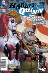 Cover Thumbnail for Harley Quinn (2014 series) #6 [Newsstand]
