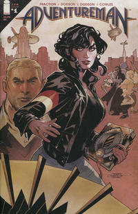 Cover Thumbnail for Adventureman (Image, 2020 series) #1