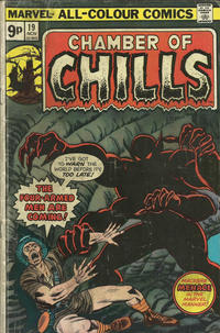 Cover Thumbnail for Chamber of Chills (Marvel, 1972 series) #19 [British]