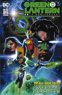 Cover Thumbnail for Green Lantern 80th Anniversary 100-Page Super Spectacular (DC, 2020 series) #1 [Liam Sharp Cover]