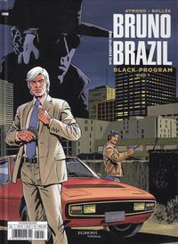 Cover Thumbnail for Bruno Brazil (Hjemmet / Egmont, 2020 series) #1 - Black Program