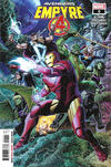 Cover for Empyre: Avengers (Marvel, 2020 series) #0