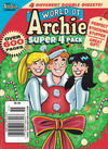 Cover for World of Archie Double Digest (Archie, 2010 series) #45 [Super 4 Pack]