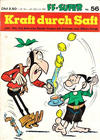 Cover for Kauka Super Serie (Gevacur, 1970 series) #56 - Old Nick - Kraft durch Saft