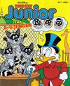 Cover for Donald Duck Junior (Hjemmet / Egmont, 2018 series) #7/2020