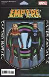 Cover for Empyre: Avengers (Marvel, 2020 series) #0 [John Tyler Christopher '2-Pack Action Figure']