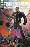 """Cover Thumbnail for Transformers vs. Terminator (2020 series) #2 [""""Cover B"""" Casey W. Coller Variant]"""