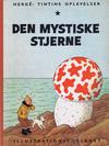 Cover for Tintins oplevelser (Illustrationsforlaget, 1960 series) #1 - Den mystiske stjerne