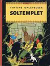 Cover for Tintins oplevelser (Illustrationsforlaget, 1960 series) #4 - Soltemplet