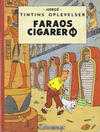 Cover for Tintins oplevelser (Illustrationsforlaget, 1960 series) #5 - Faraos sigarer