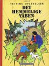 Cover for Tintins oplevelser (Illustrationsforlaget, 1960 series) #10 - Det hemmelige våben