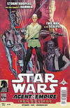 Cover for Star Wars: Agent of the Empire - Iron Eclipse (Dark Horse, 2011 series) #1 [Newsstand]