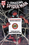 Cover Thumbnail for The Amazing Spider-Man (1999 series) #666 [Variant Edition - Comixoasis.com Bugle Exclusive]