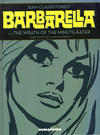 Cover for Barbarella and The Wrath of the Minute-Eater (Humanoids, 2015 series)