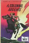 Cover for Les Timour (Dupuis, 1955 series) #2 - La colonne ardente