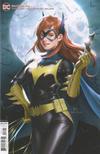 Cover for Batgirl (DC, 2016 series) #46 [Inhyuk Lee Variant]