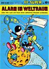 Cover for Kauka Super Serie (Gevacur, 1970 series) #61 - Lupo und Knox - Käse im All