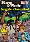 Cover for Kauka Super Serie (Gevacur, 1970 series) #79 - Harro und Platte - Der große, schwarze Hund