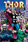 Cover for Thor (Marvel, 2020 series) #1 [John Buscema]