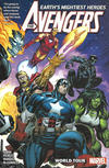 Cover Thumbnail for Avengers by Jason Aaron (2018 series) #2 - World Tour [Book Market Cover]