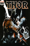 Cover for Thor (Marvel, 2020 series) #1 (727) [Scorpion Comics Exclusive - Gabriele Dell'Otto]