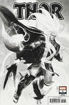 Cover for Thor (Marvel, 2020 series) #1 [Party Sketch Variant Nic Klein]