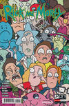 Cover for Rick and Morty (Oni Press, 2015 series) #60 [Cover B]