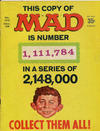 Cover Thumbnail for Mad (1952 series) #123 [1,111,784 Cover]