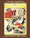 Cover for Gwandanaland Comics (Gwandanaland Comics, 2016 series) #2630 - The Spirit - The Complete Quality Comics Series: Volume 6