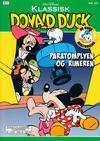 Cover for Klassisk Donald Duck (Hjemmet / Egmont, 2016 series) #25 - Paratomplyen og rimeren